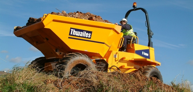 Thwaites 9 tons dumper