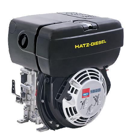 Hatz Diesel 1B20